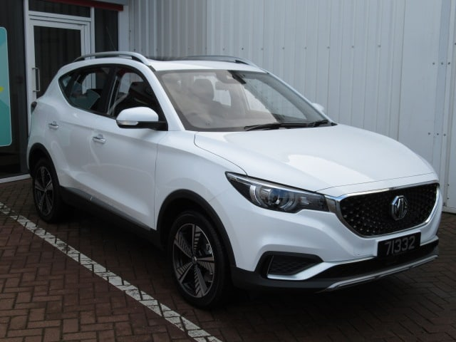 MG ZS EV Fully Electric - Choice of colours