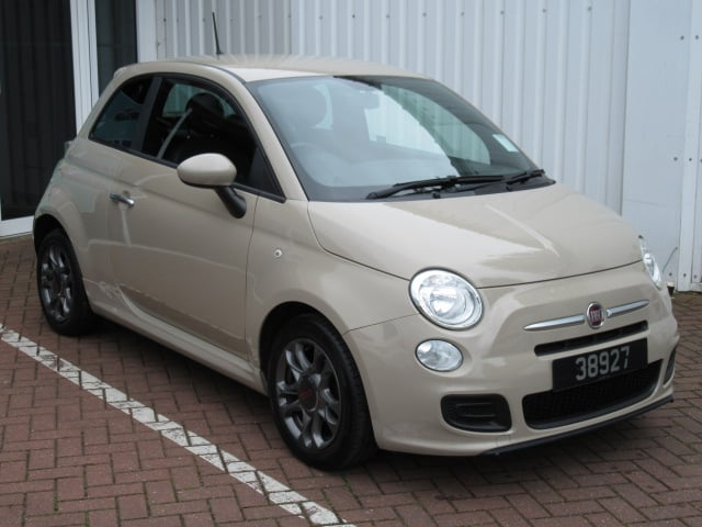Fiat 500 Sport 1.2