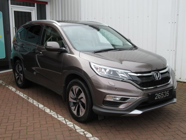 Honda CRV EX 2.0 Auto
