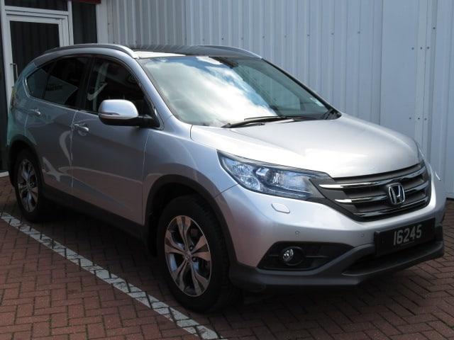 Honda CRV EX 2.2 Diesel Auto