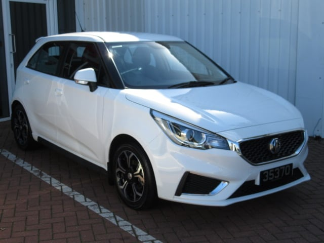 MG3 Exclusive 1.5