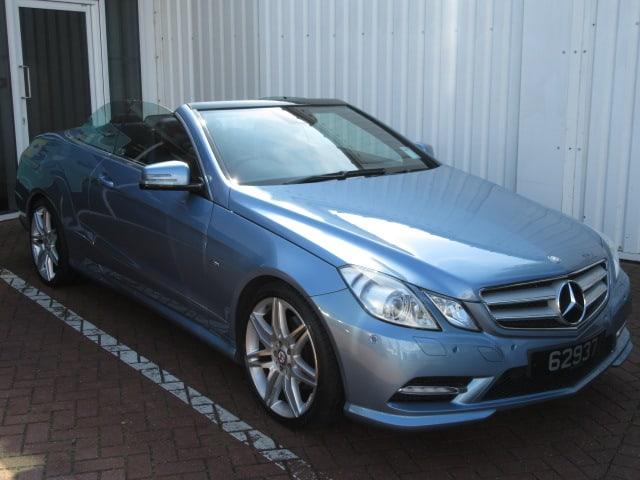 Mercedes-Benz E250 AMG Convertible 1.8 Turbo Auto