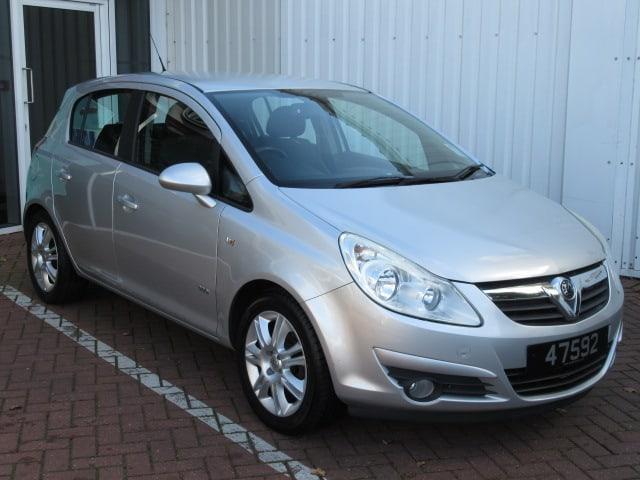 Vauxhall Corsa Design 1.3 Auto